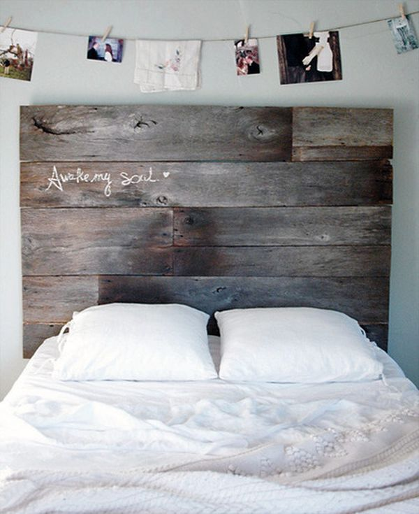 Charming Budget Friendly Pallet Furniture Designs. Diy HeadboardsHeadboard IdeasBarn  Wood ... Nice Ideas
