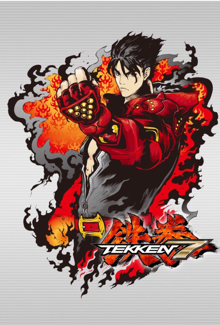 Tekken 7 Jin Kazama Video Games Pinterest Jin Kazama Tekken 7