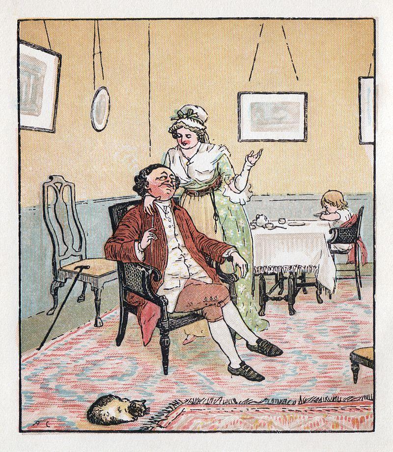 Randolph Caldecott 1846  1886 artista e ilustrador ingls de