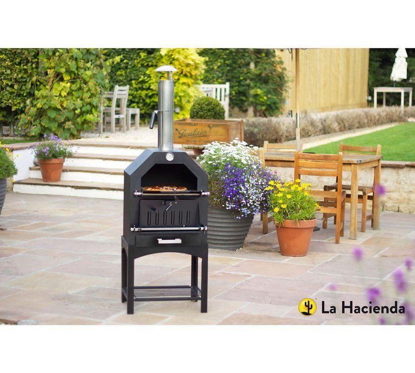 Buy La Hacienda Steel Multi Function Pizza Oven Pizza
