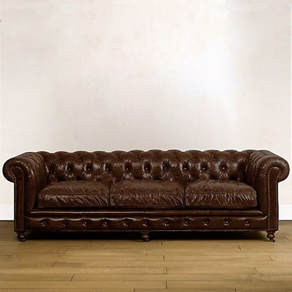 Country Leather Sofa: French Country Leather Sofa