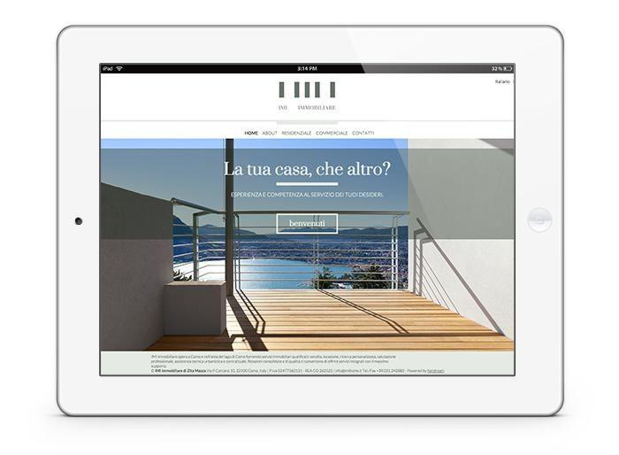 Un nuovo sito web per un Immobiliare che opera a Como e nell'area del lago, fornendo servizi immobiliari qualificati di vendita, locazione, ricerca , valutazione e consulenza. #responsivedesign #gridlayout #googlemaps #mailchimp #Drupal #webdevelopment
