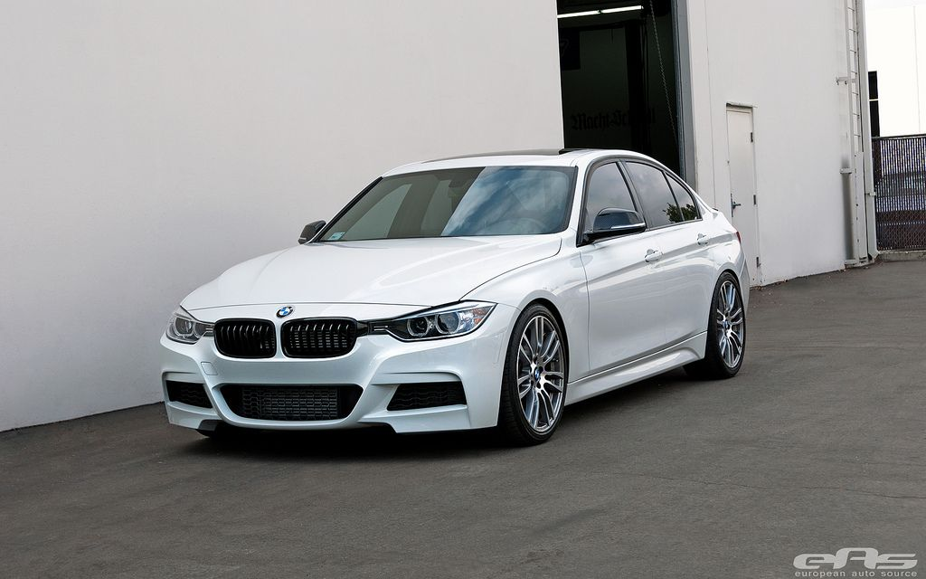 M Sport F30 335i Gets Bilstein Coilovers With Images Bmw Bmw