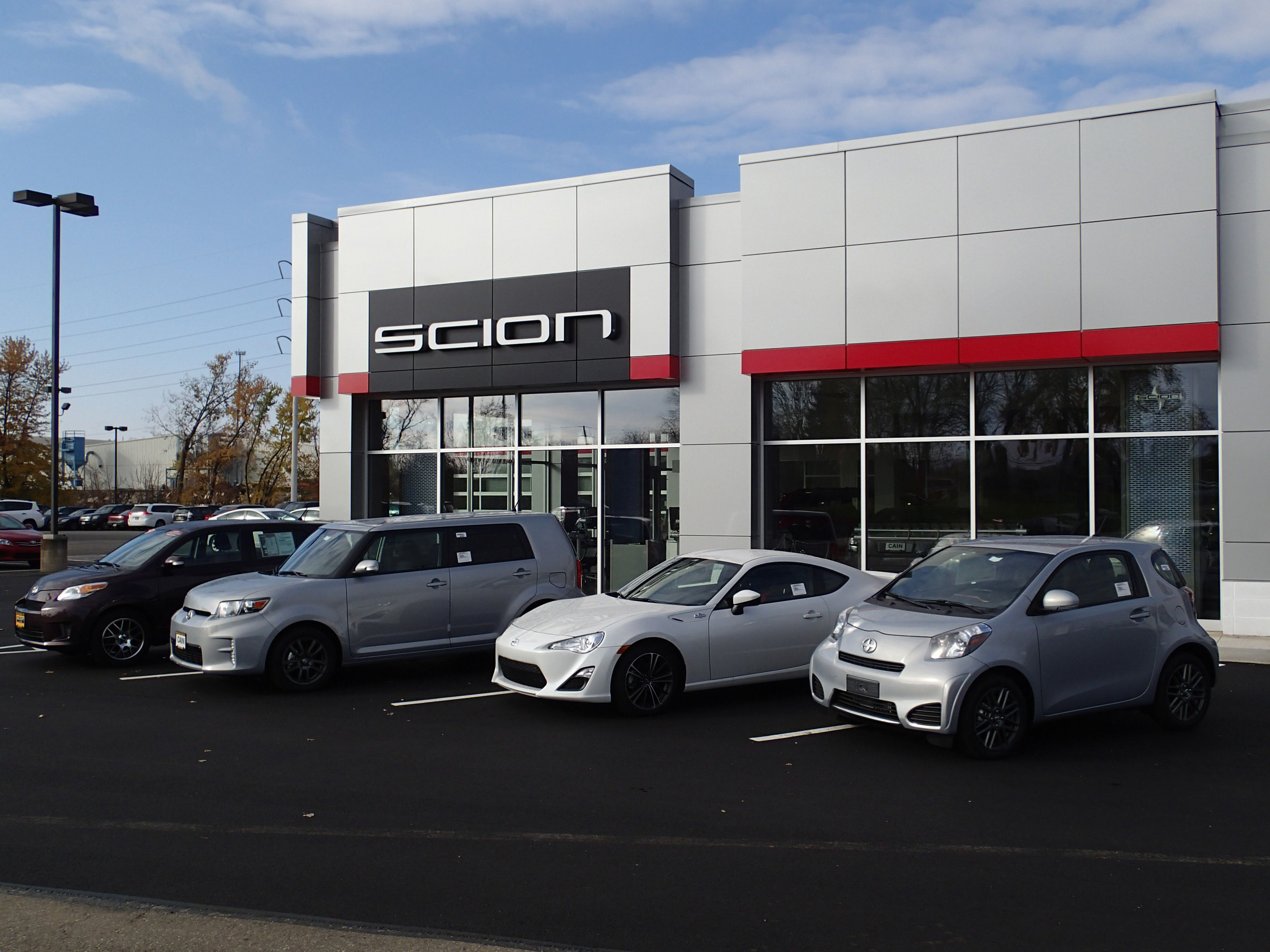 Cain toyota scion s scion showroom our dealership cain toyota pinterest toyota and scion