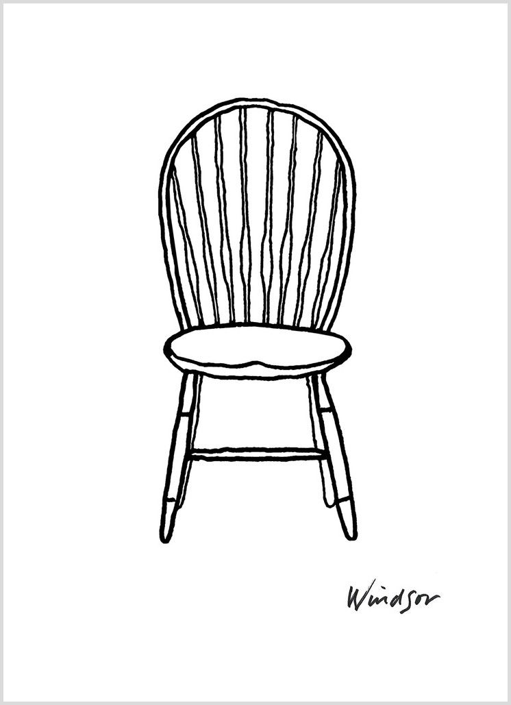 55 reference of chair simple cartoon in 2020 chair