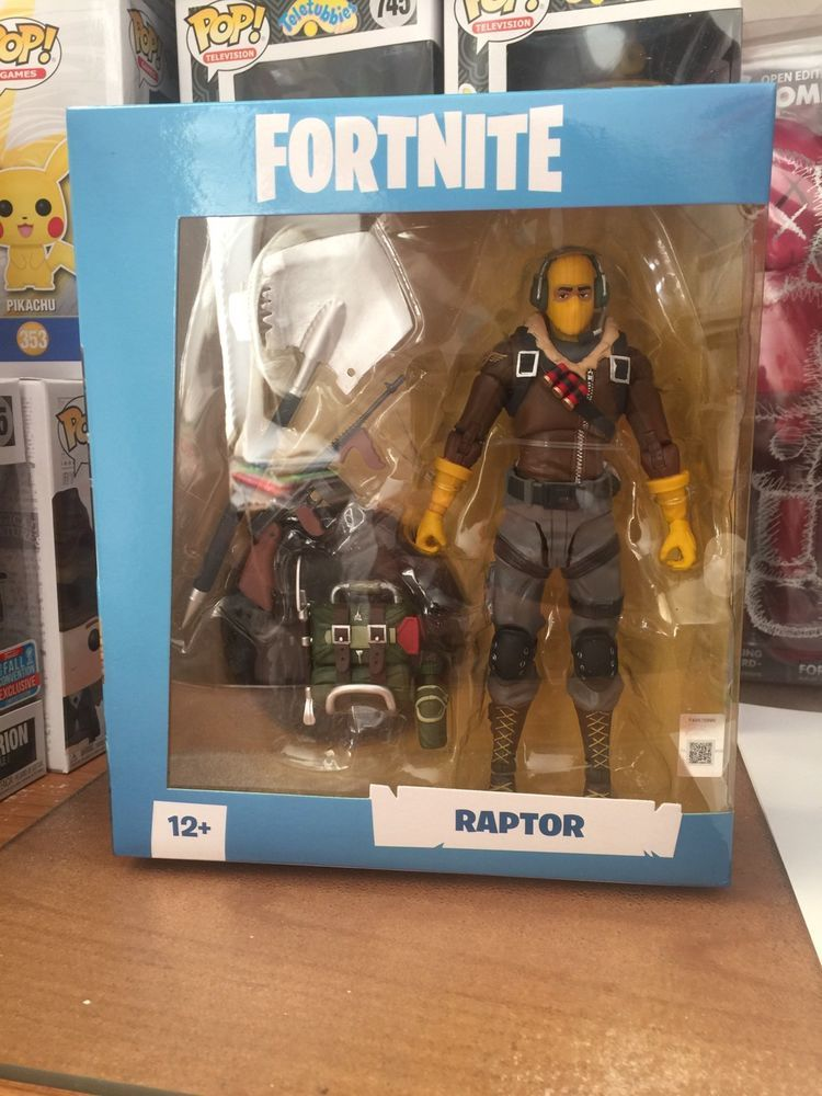 Fortnite Skull Trooper 7inch Action Figure by McFarlane IN HAND SHIPS NOW