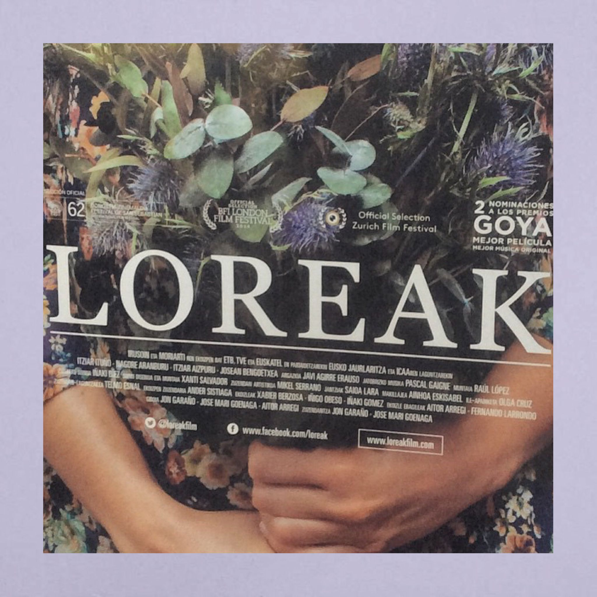 Loreak #spanishmovie