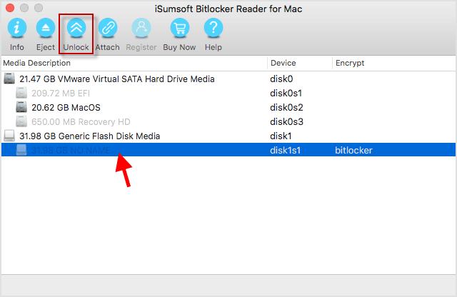 Select Bitlocker Drive And Click Unlock Driving Unlock Windows