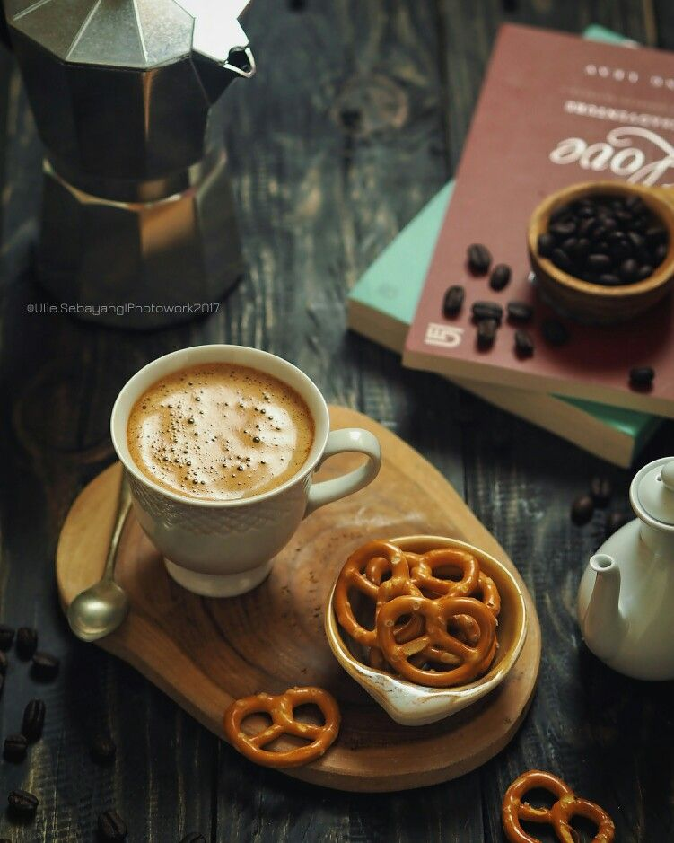 Coffee Time Food Photography Cafe