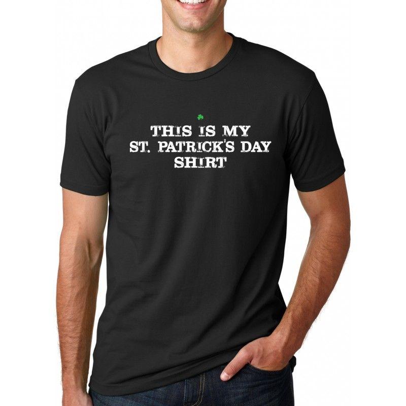 cd7fc6255 This is my St Patricks Day Shirt #crazydogtshirts #stpatricksday #beer  #irish #fashion #tshirts #clover #leprechaun #shamrock