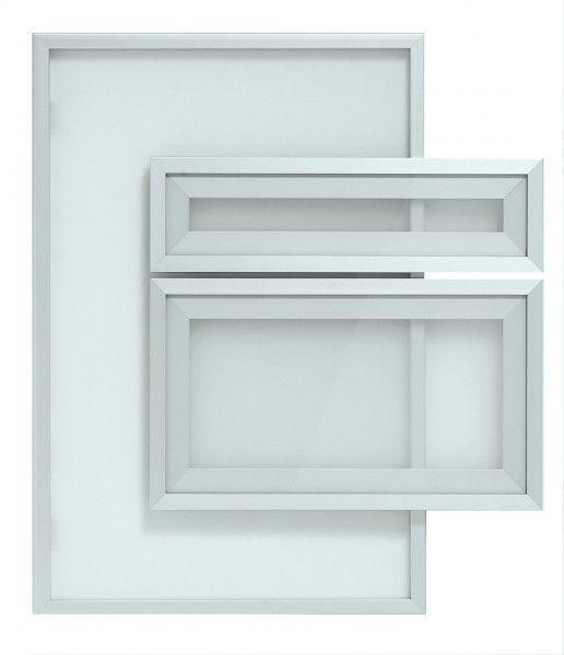 Aluminium Framed Frosted Glass Door From Doorbox