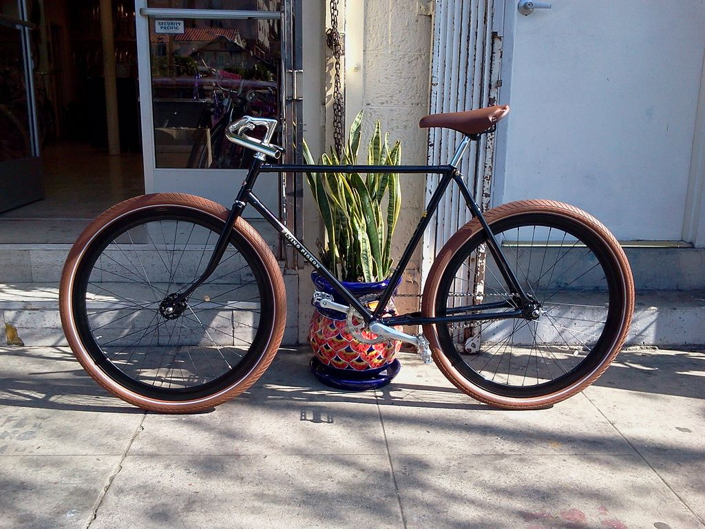 Schwalbe Big Ben Balloon Bicycle Tyre
