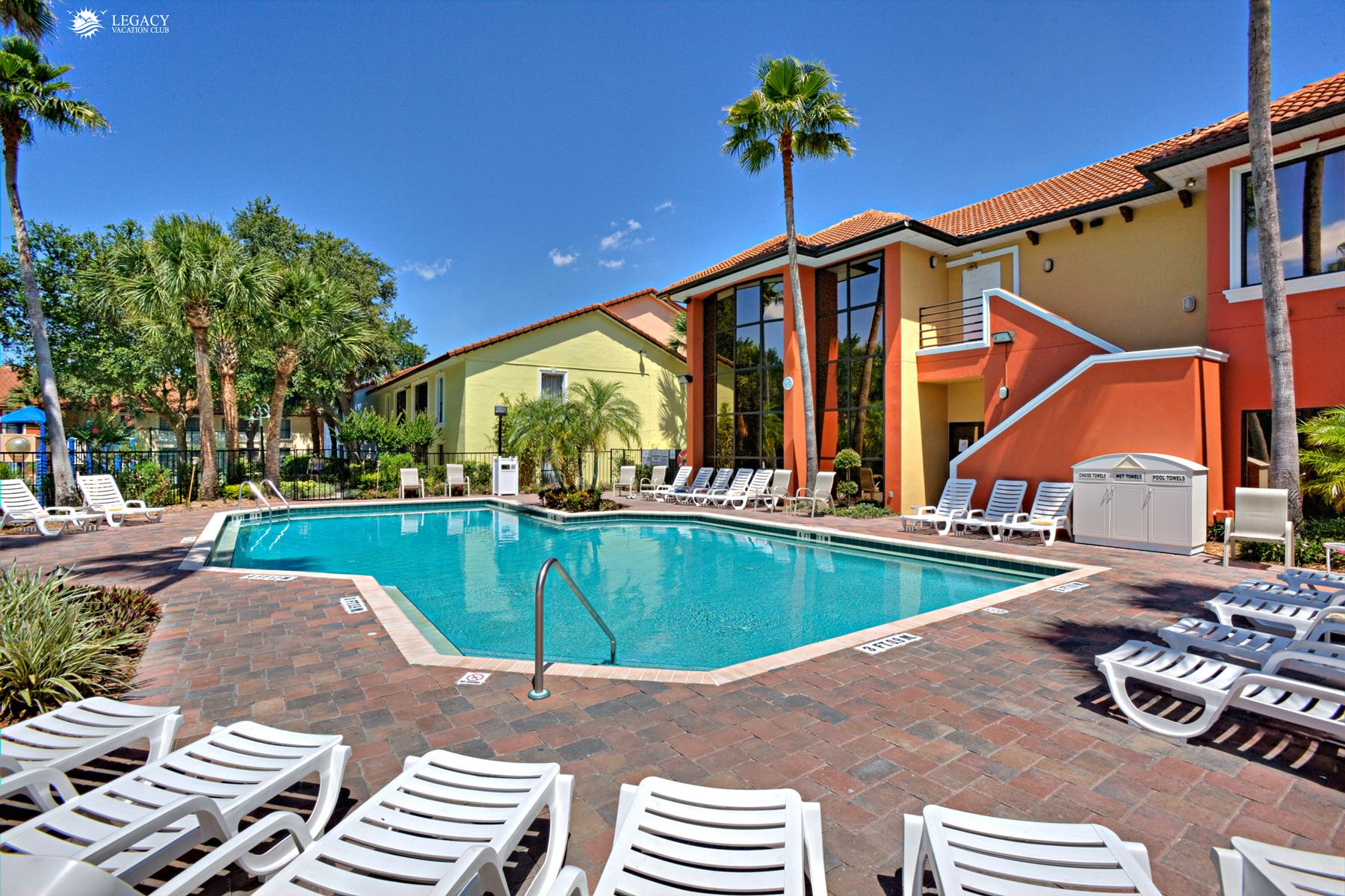 Your Friday spot at Legacy Vacation Resorts Lake Buena