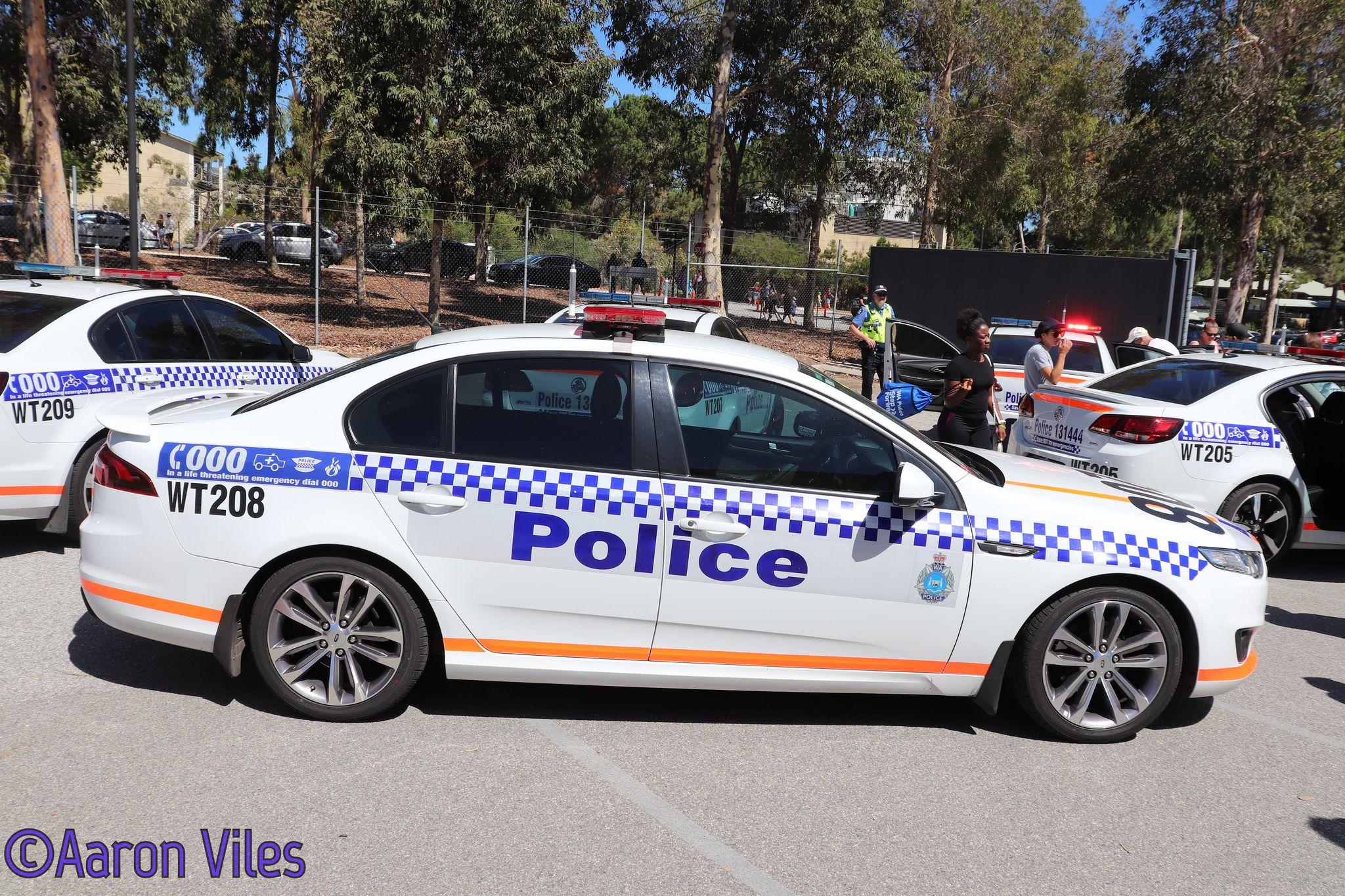 Western Australia Police Police Cars Police Western Australia