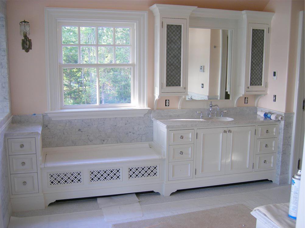 Bathroom Storage I Like The Medicine Cabinets Never Enough Room In - Normal-bathroom-designs