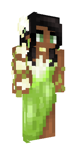 Black Girl Minecraft Skin