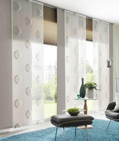 Fenster Nivina I, Gardinen, Dekostoffe, Vorhang, Wohnstoffe ...