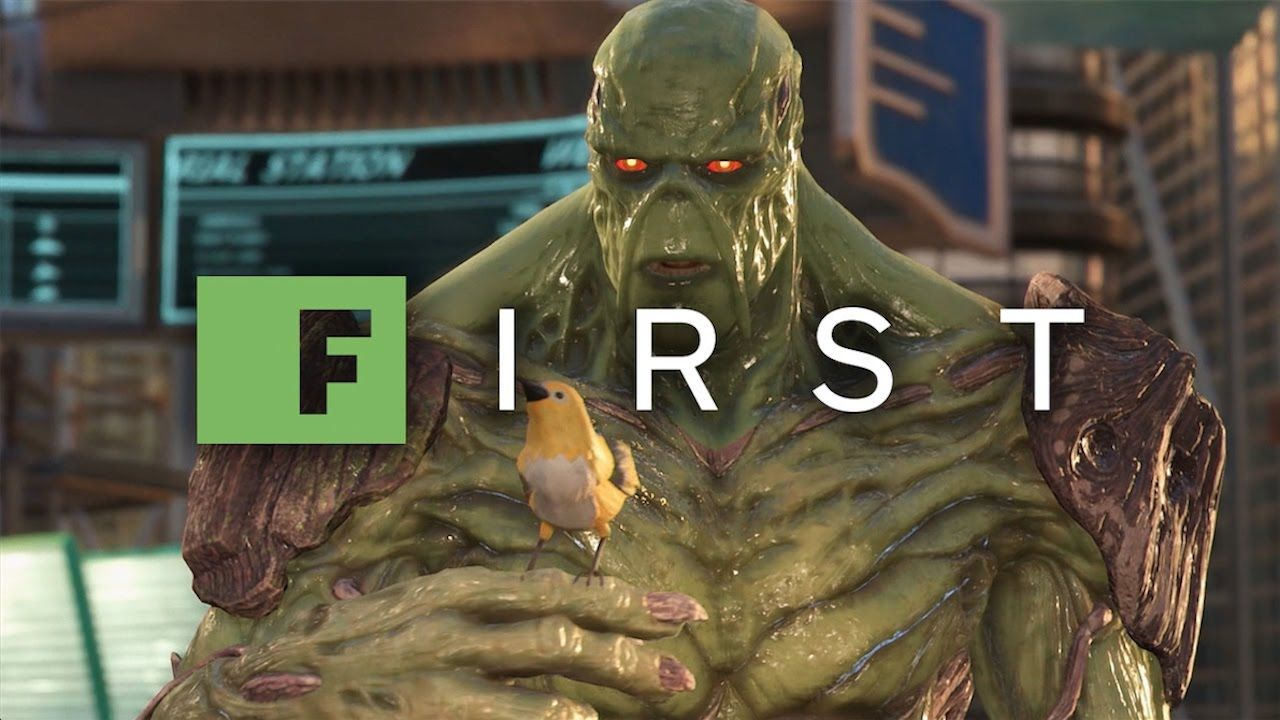 12 Minutes Of Injustice 2 Swamp Thing Gameplay 1080p 60fps Game Site Reviews Injustice Injustice 2 Game Sites