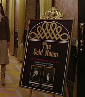 THE SHINING (1979) analysis by Rob Ager - The Gold Room sign ...