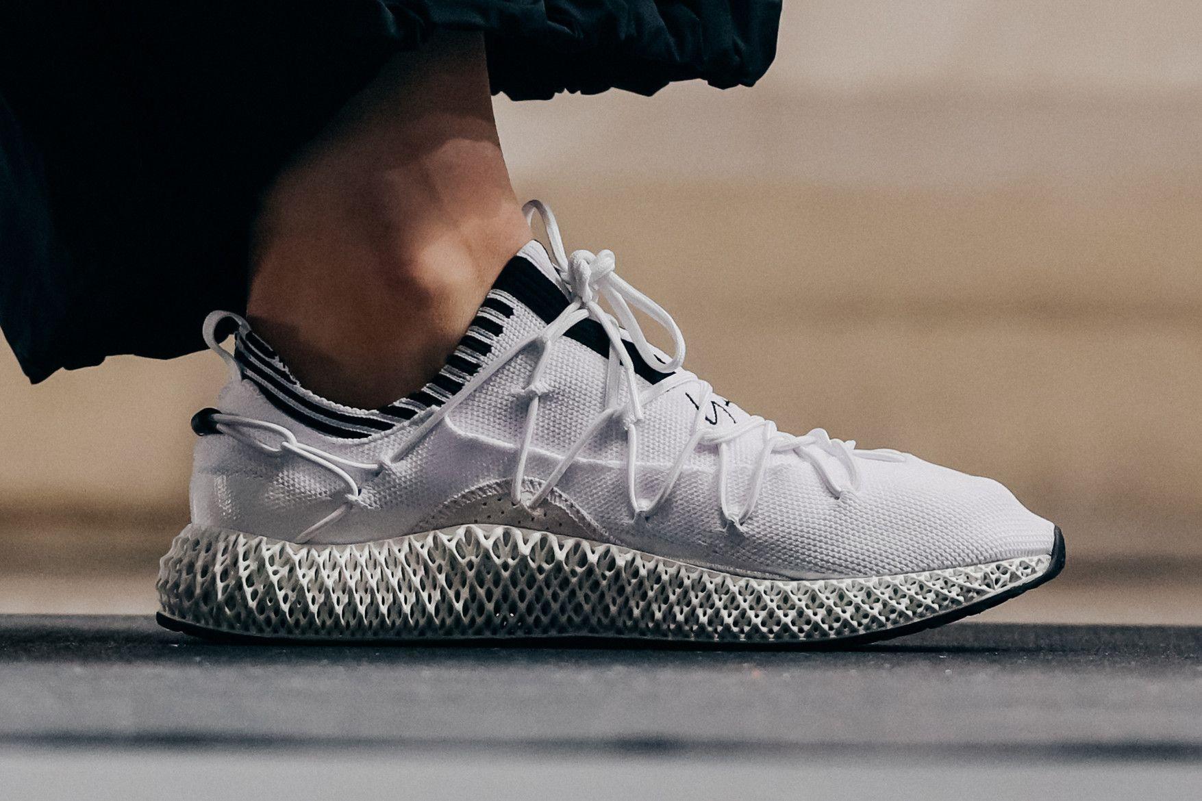 fe38aa13ae7c 搶先預覽 Y-3 2019 春夏鞋履新作 in 2019   Footwear   Adidas, Footwear ...