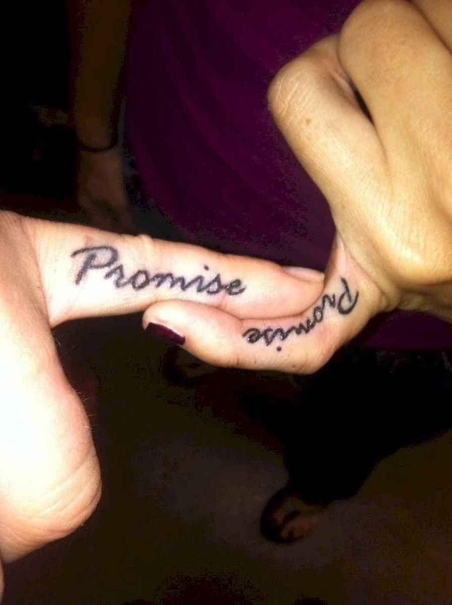 45 Awesome Small Best Friend Tattoo Designs Ideas - Bellestilo