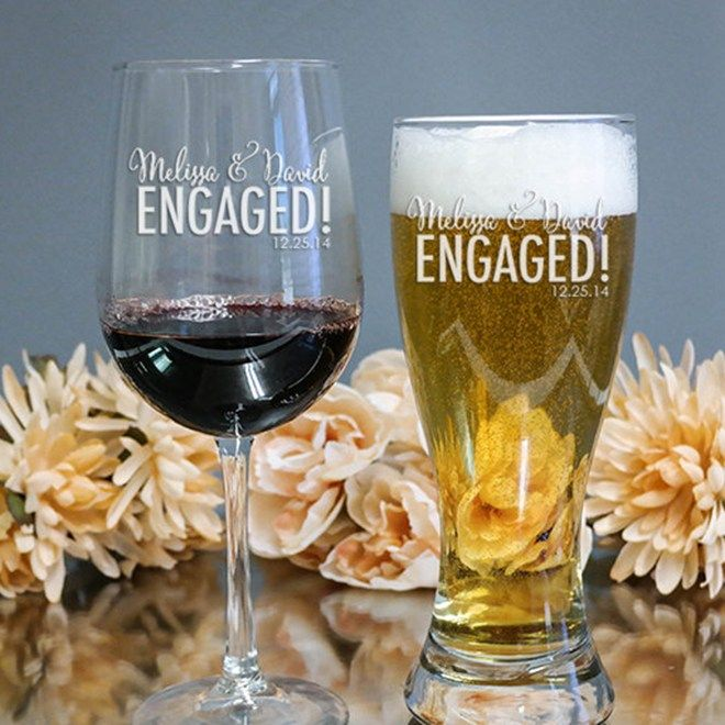 Best Wine For Wedding Gift: The 15 Best Gifts Ever For The Newly Engaged Gal
