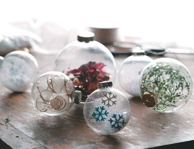 How to Decorate Glass Ball Ornaments - upcycle plain ornaments you ...