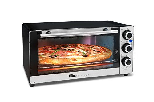 Elite Platinum ETO-140C Elite Platinum Stainless Steel 6 Slice Convection Toaster Oven  Silver For Sale https://juicerblenderreviews.info/elite-platinum-eto-140c-elite-platinum-stainless-steel-6-slice-convection-toaster-oven-silver-for-sale/