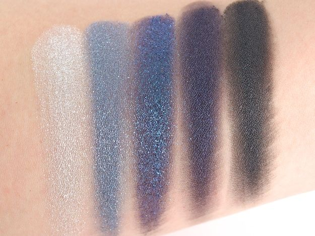 Veluxe Pearlfusion Shadow Palette by MAC #22