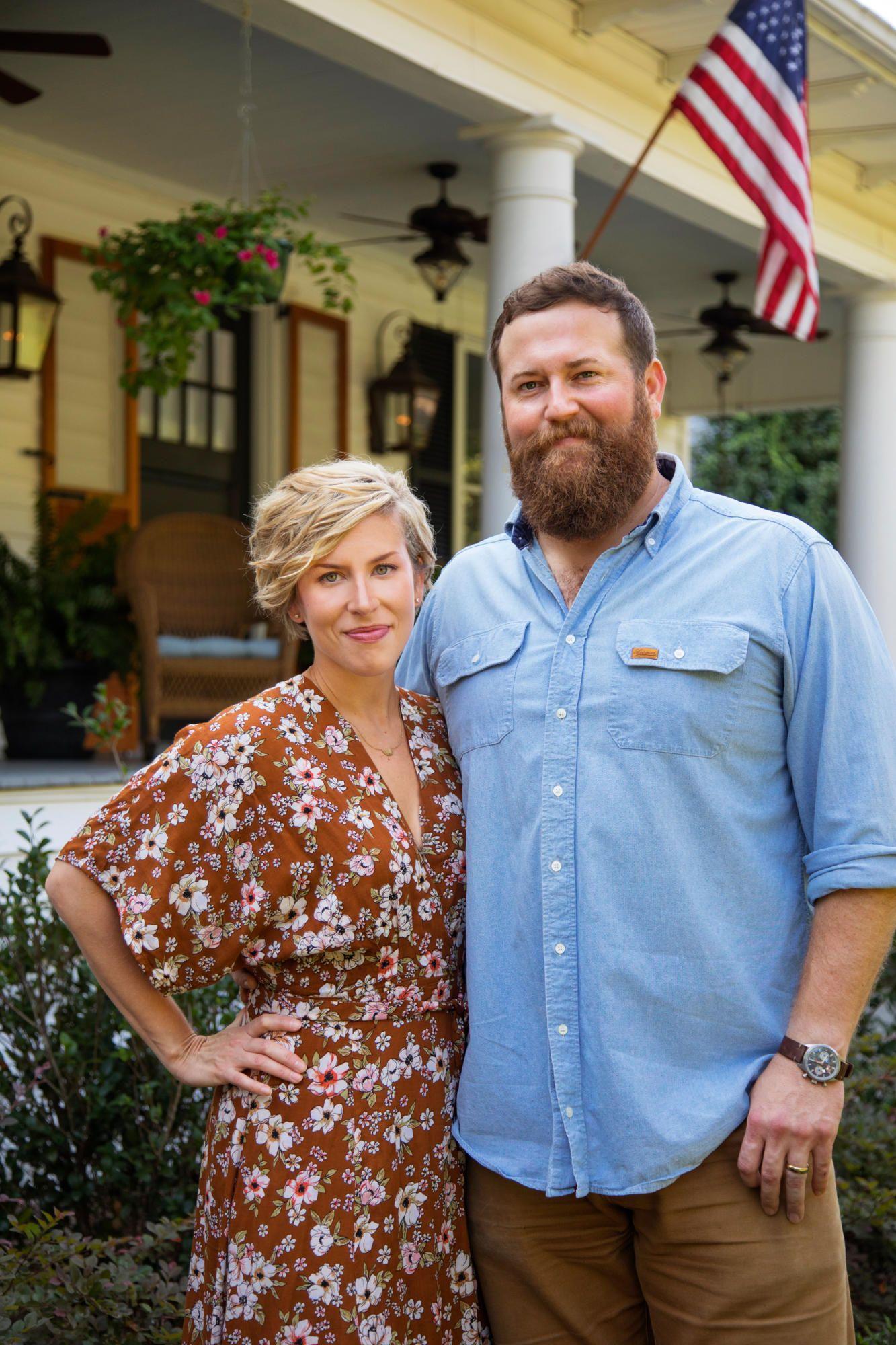 HGTV's Erin Napier Reveals Mystery Illness