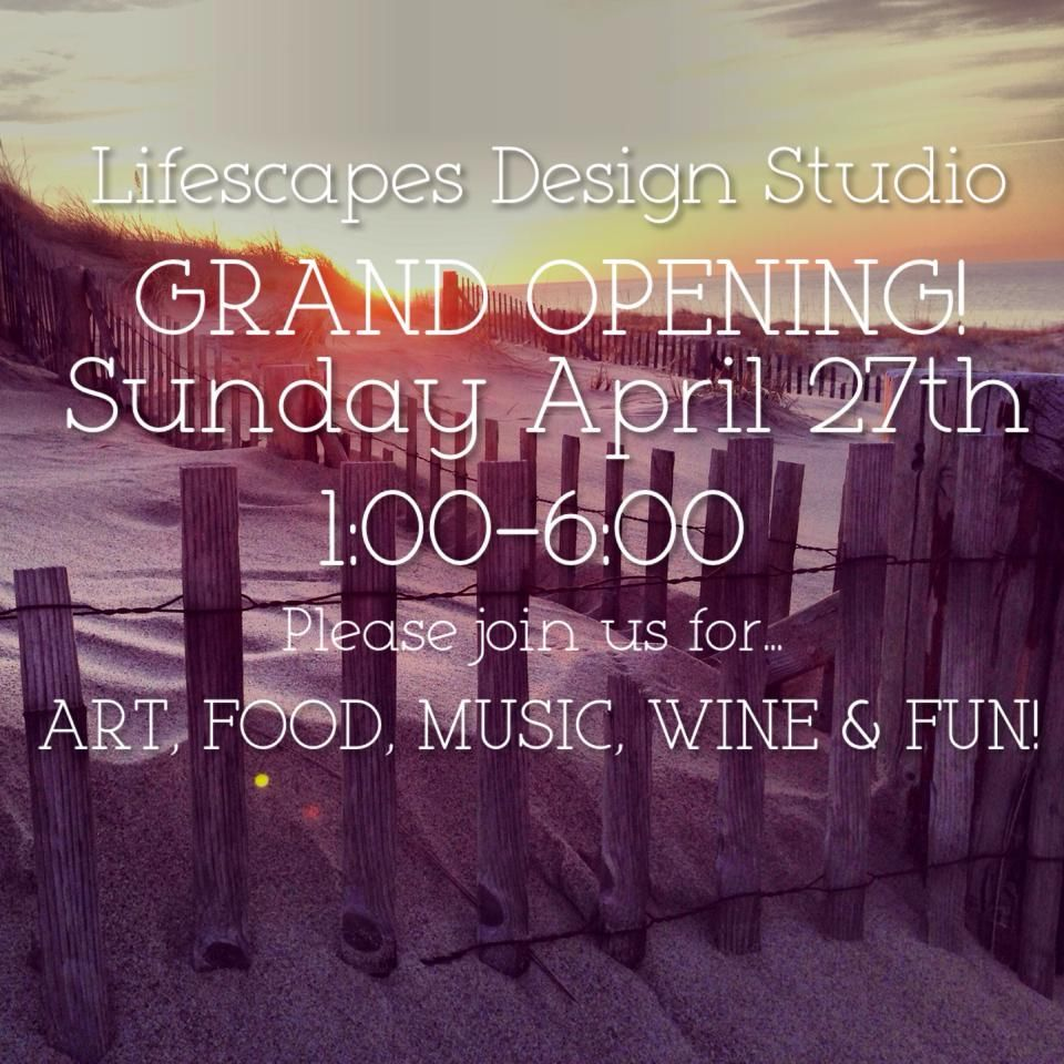 Our Grand Opening is on Sunday, April 27th from 1-6.  Stop in to say hello and check us out in New Bedford, MA.  127 W.Rodney French Blvd. (2nd floor above Family Furniture….we are located in the Kilburn Mill)