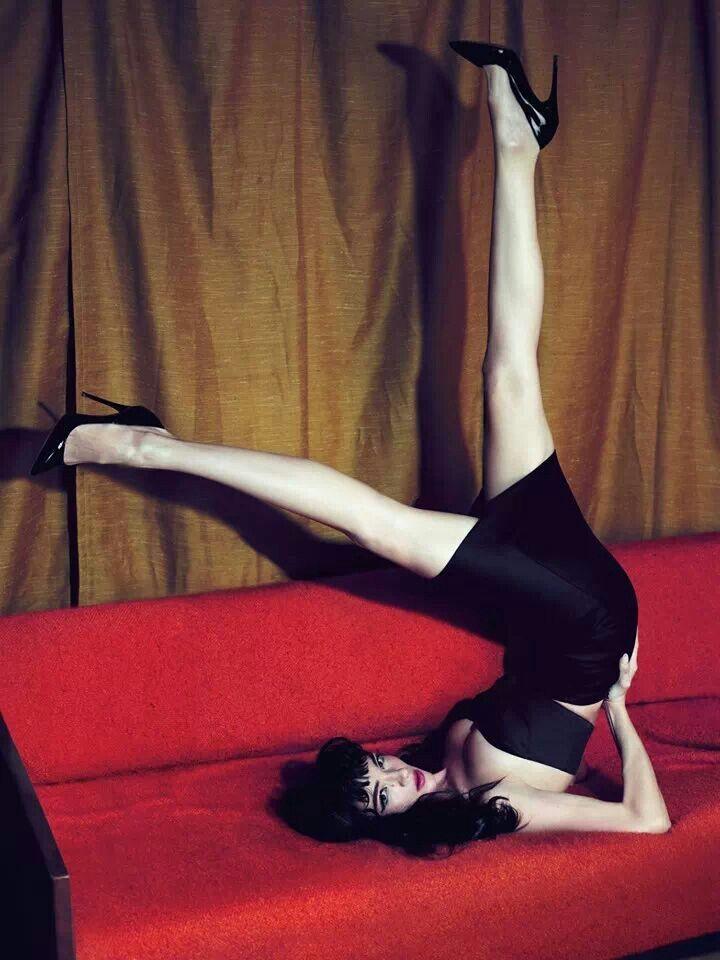 W Magazine March 2012