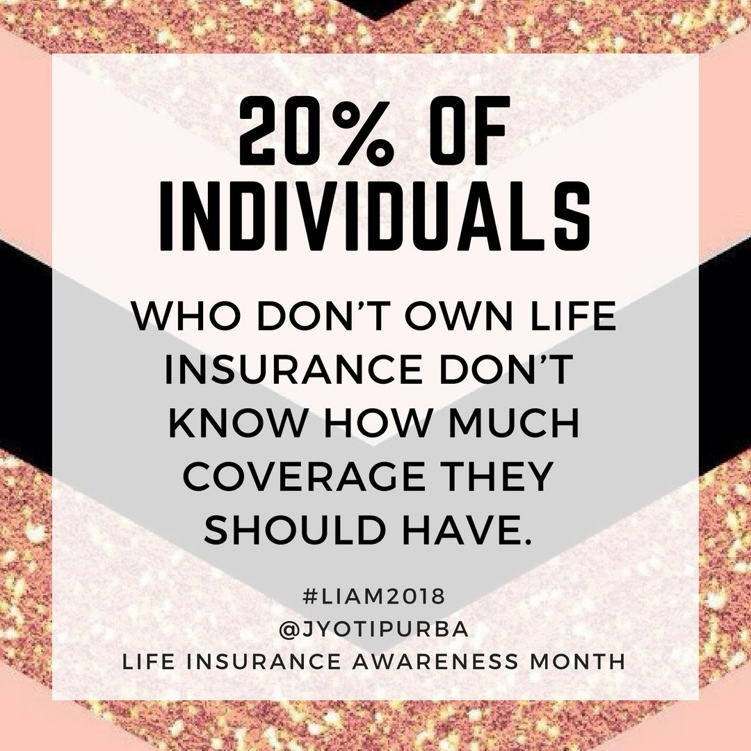 Facts About Life 2018 From Limra Life Insurance Awareness Month