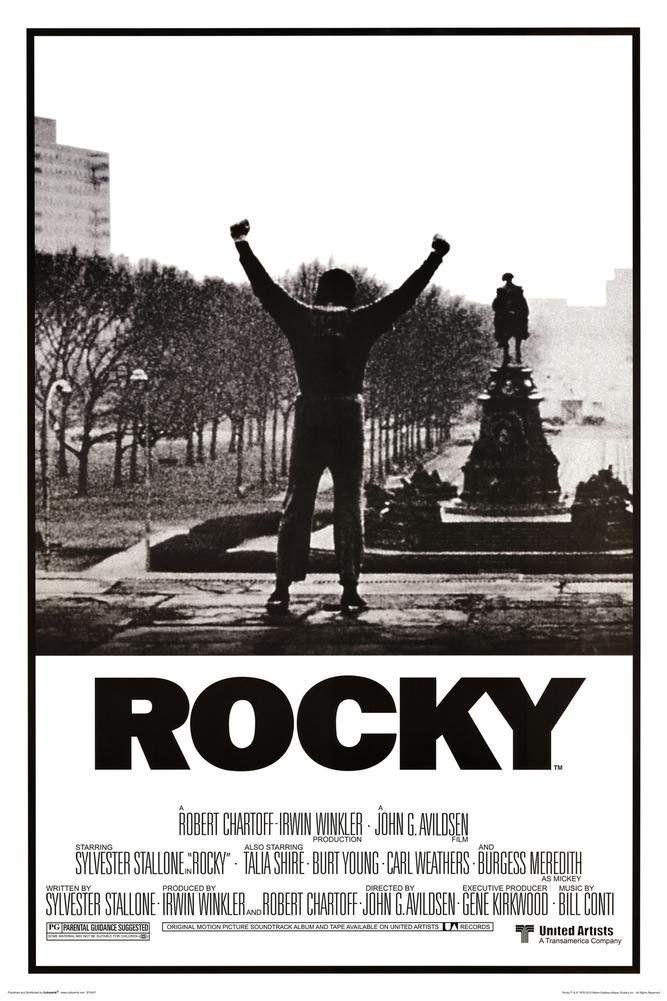 Rocky - 'Film Score'