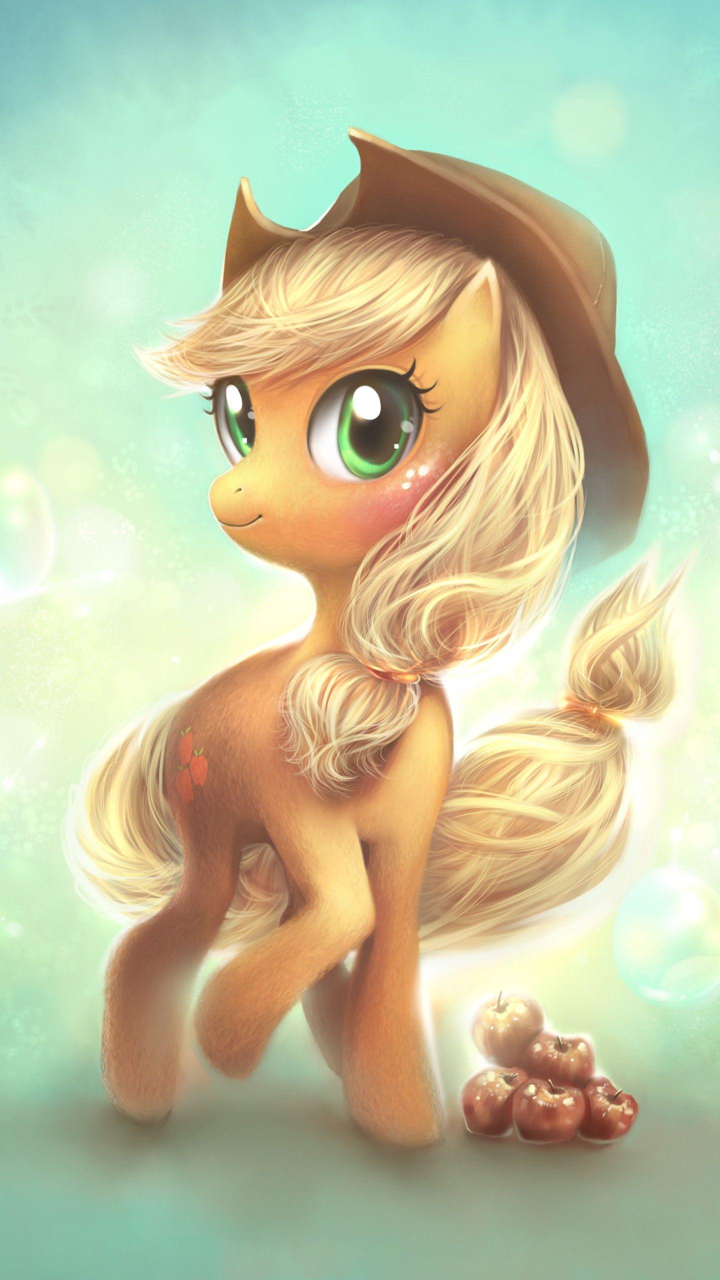 Misc My Little Pony Applejack 4k Wallpapers My Little Pony Wallpaper My Little Pony Characters Pony