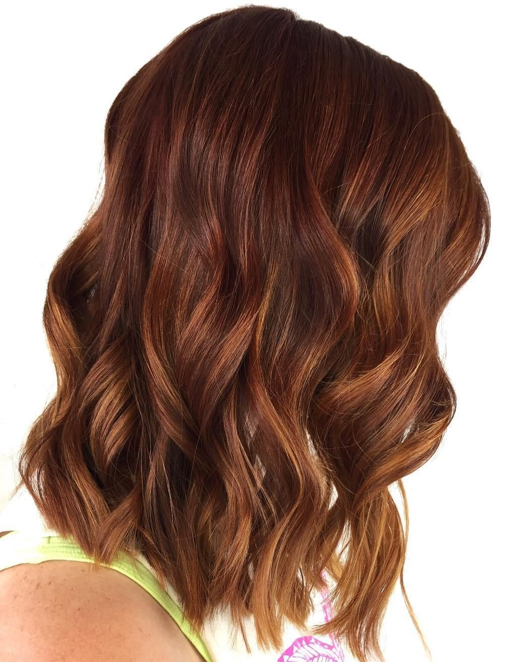 Auburn Hair Color With Highlights Best New Hair Color Check More