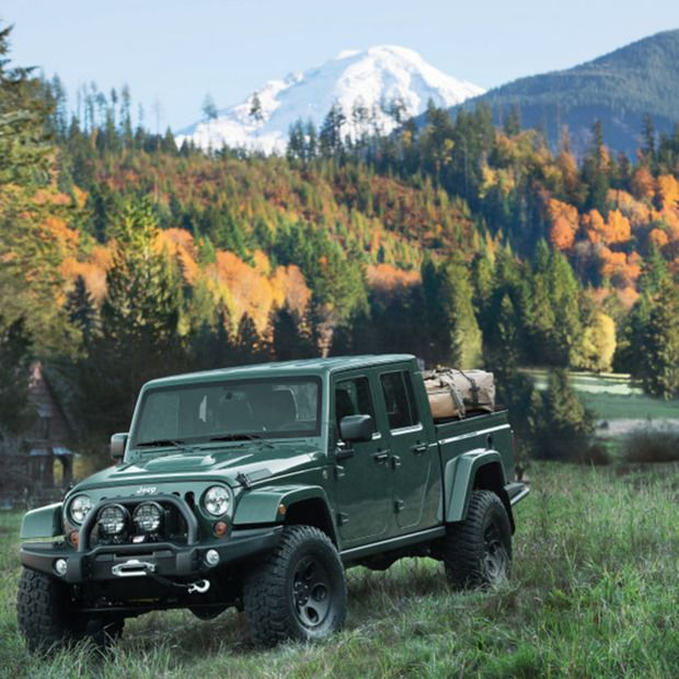 Filson + AEV: Some of America's finest specialty manufacturers kit out a special edition Jeep