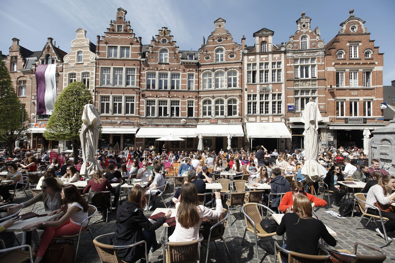 Leuven Oude Markt Lovely Leuven Pinterest Belgium