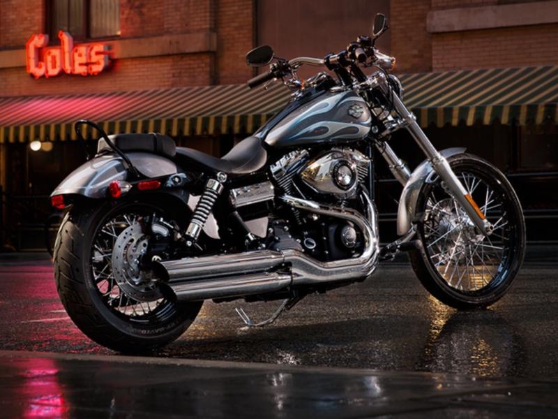 2014 Harley-Davidson® FXDWG Dyna® Wide Glide® | Seacoast Harley-Davidson® | North Hampton New Hampshire