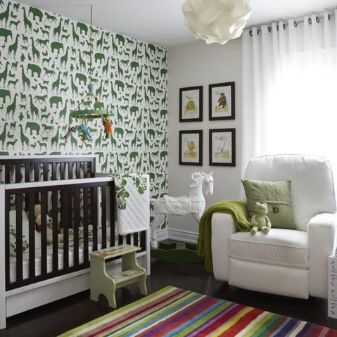 Best Decorated Baby Room Design Ideas, Pictures, Remodel and Decor