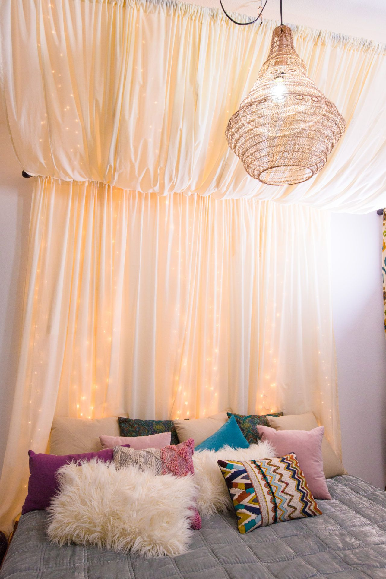 Fairy Lights Bedroom Goals Fairy Lights Bedroom Remodel Bedroom