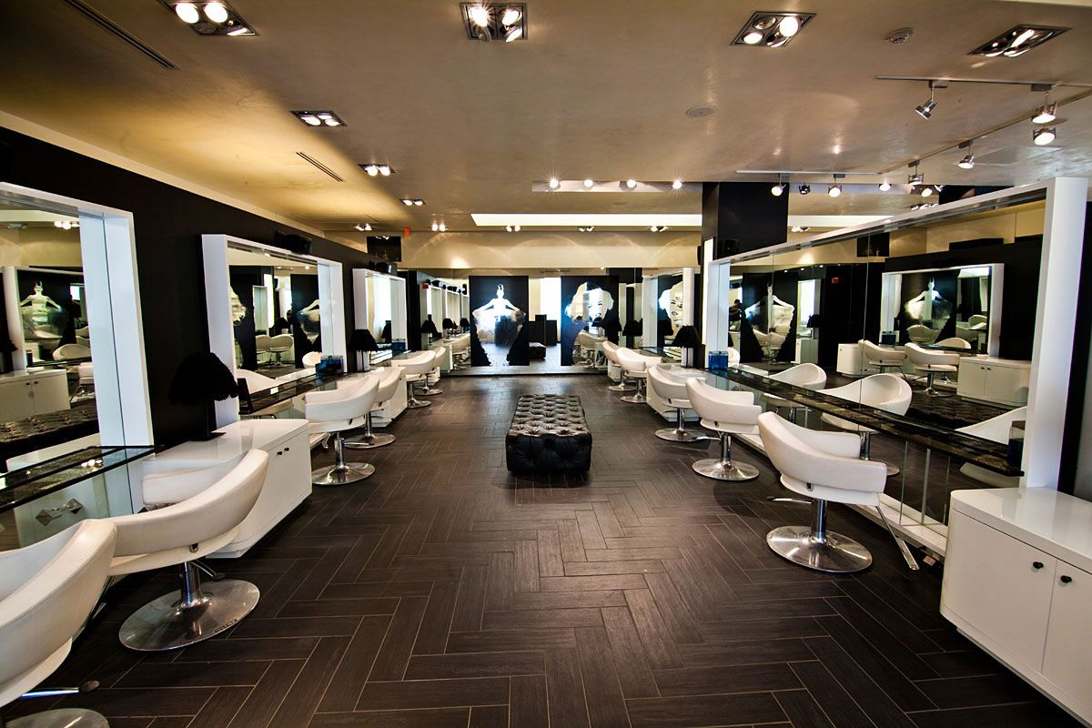 The 100 Best Salons in the Country | Salons | Best salon ...