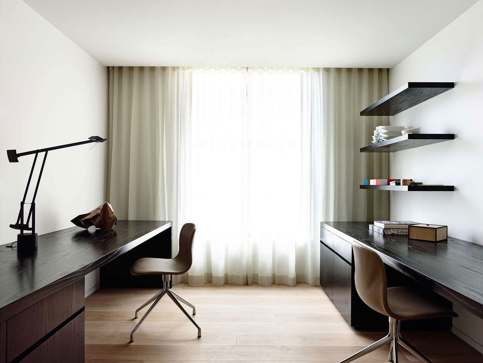 126 Walsh Street By Carr Design Group MAA Architects And Neometro Home Office Studio Minimal