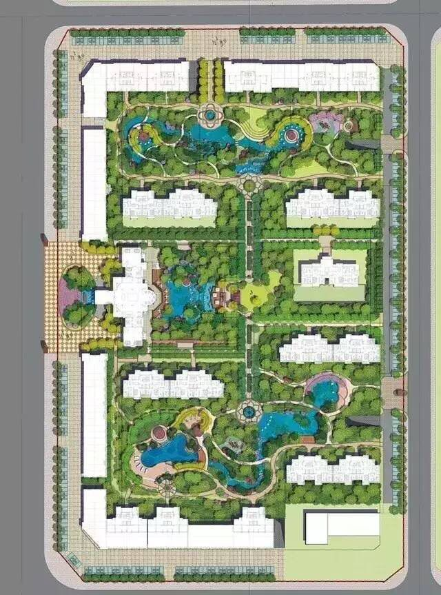 Pin By Hu Sarah On Site Plan Urban Landscape Design Urban Design Plan Landscape Architecture Plan