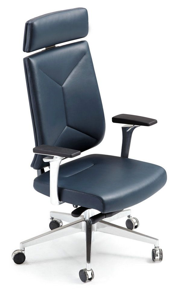 2016 Furniture For Heavy People Luxury Office Chair Pu Genuine