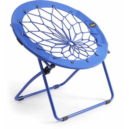 Bungee Chair Weight Limit Baby High Wooden 28 Inch Bunjo Multiple Colors Blue Products