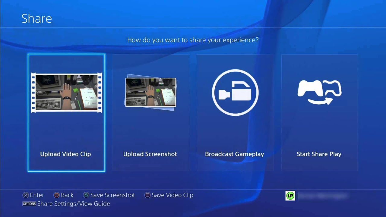 How To Share Photos And Videos From Ps4 Video Film Save Video Photo And Video