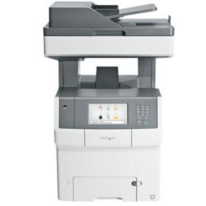Lexmark X746de Multifunction Printer -  34T5011