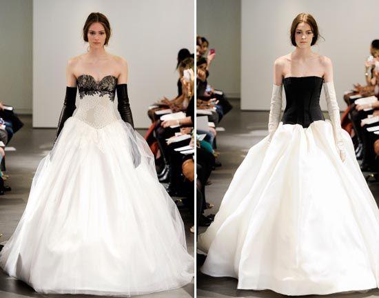 Trendfarbe 2014 – Brautkleider Farbe 2014 | Winter weddings, Wedding ...