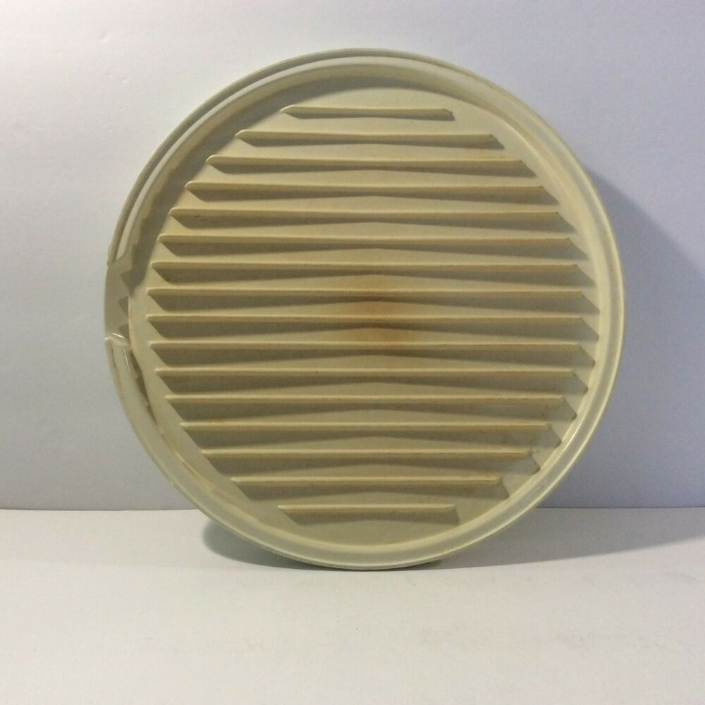 Vintage nordic ware microwave conventional oven bacon